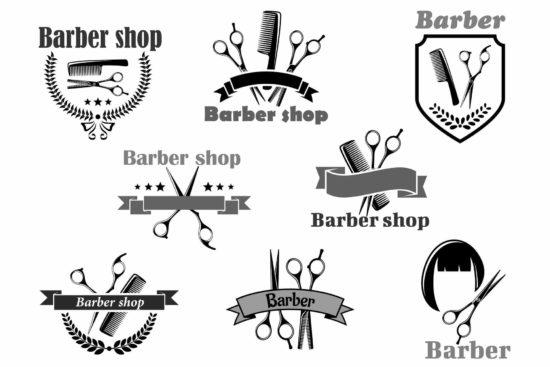 Quali insegne per parrucchieri e barbiere Guida alla scelta - creare insegne