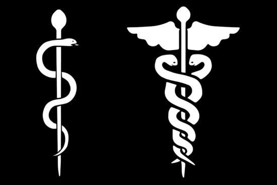 insegne farmacia simbologia